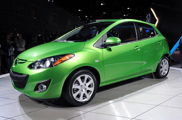 Mazda Green 28 Free Hd Wallpaper - CarWallpapersForDesktop.org
