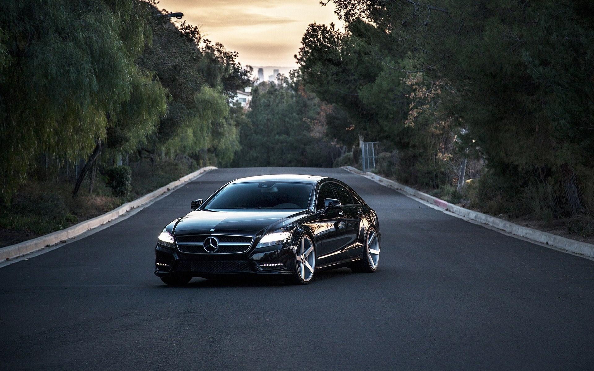 Mercedes Benz Black 1 Widescreen Car Wallpaper Carwallpapersfordesktop Org