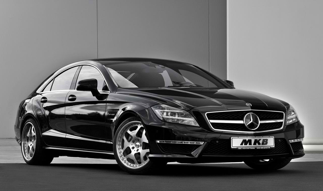 Mercedes-Benz Luxury 38 Car Desktop Background