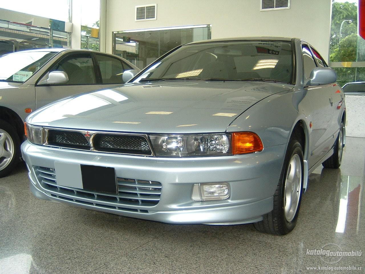 mitsubishi galant 21 cool - photo #8