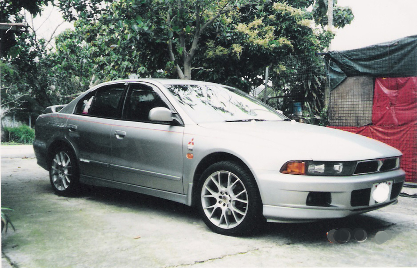 mitsubishi galant 21 cool - photo #5
