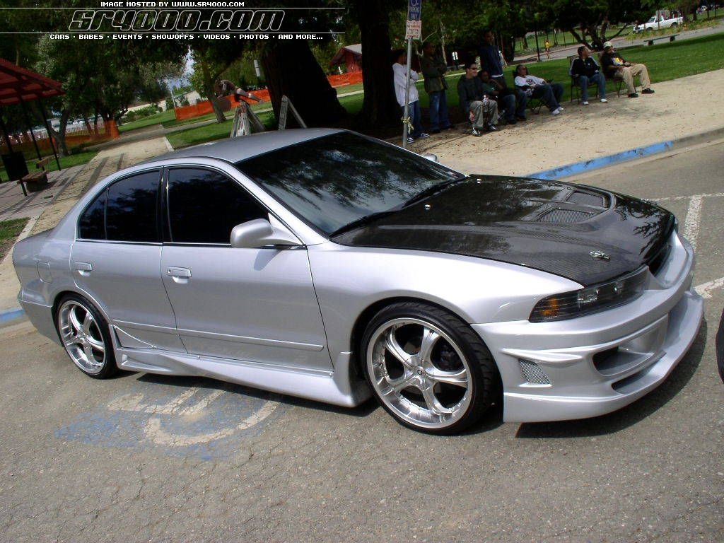 mitsubishi galant 21 cool - photo #7