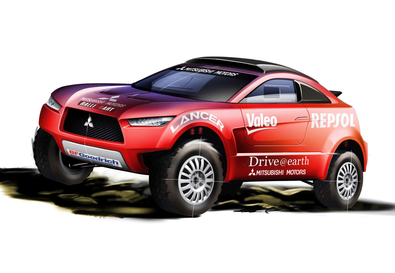 Mitsubishi Motors 10 Widescreen Wallpaper