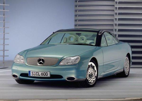 New Mercedes-Benz 16 Widescreen Car Wallpaper