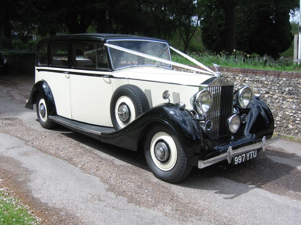 Old Rolls-Royce 31 Free Wallpaper
