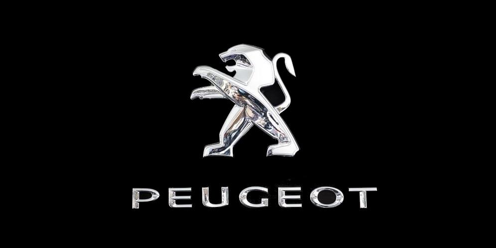 Peugeot Logo 21 Free Wallpaper
