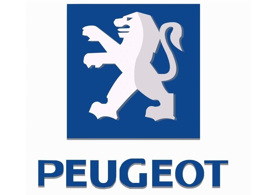 Peugeot Logo 7 Car Desktop Wallpaper