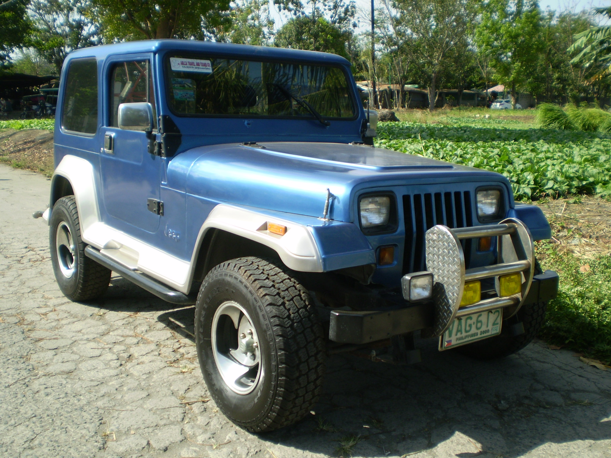 Philippines Jeep  32 Wide Car Wallpaper