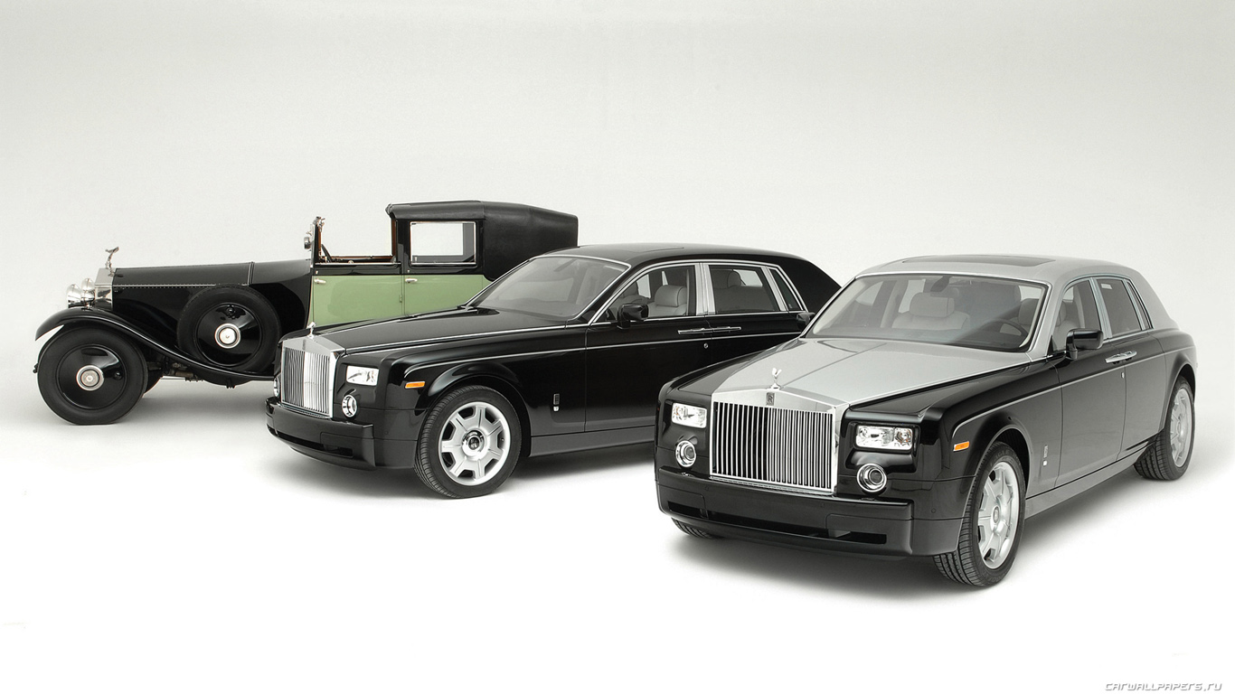 Rolls-Royce Limited Edition 33 Background