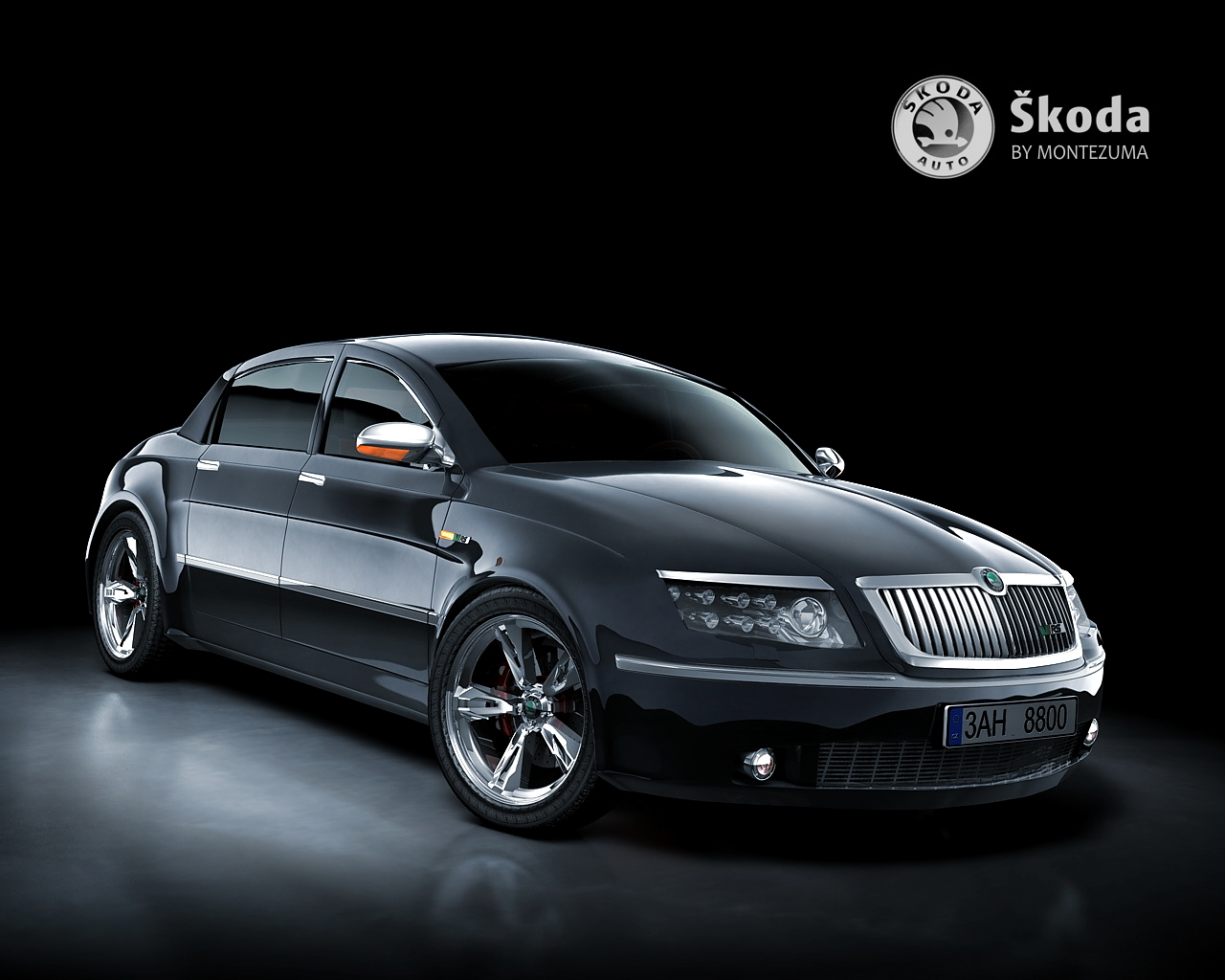 skoda auto 1 desktop wallpaper. Black Bedroom Furniture Sets. Home Design Ideas