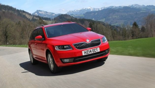 Skoda Current Models 5 Background