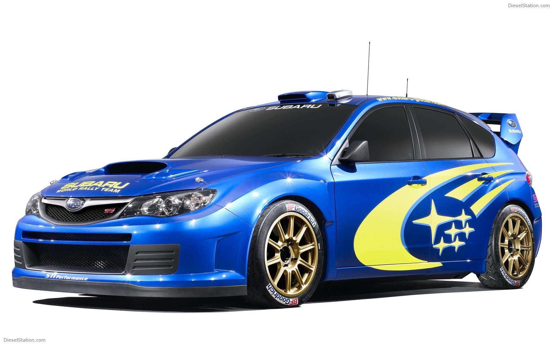 Subaru Transporter 14 Free Car Wallpaper