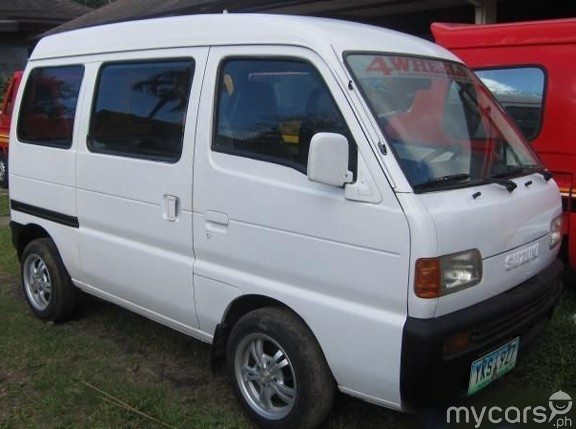 Suzuki Mini Cab 14 High Resolution Wallpaper