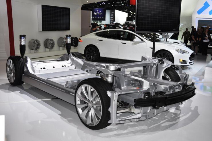 Tesla Automatic Car Display 20 Cool Car Hd Wallpaper