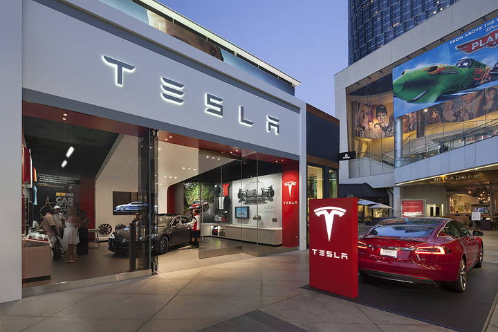 Tesla Automatic Car Display 38 Wide Car Wallpaper