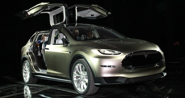 7 New Luxury Cars Coming Out For 2016: Tesla New Cars 2016 7 Background