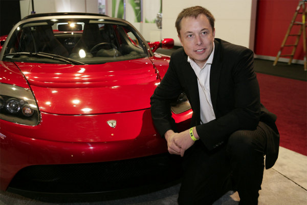 Tesla Private Cars 16 Background