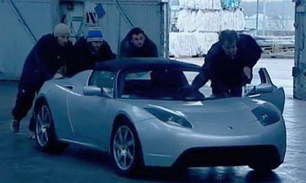 Tesla Top Gear 11 Free Wallpaper
