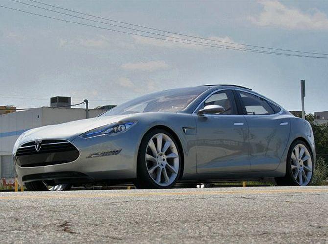 Tesla Top Gear 16 Free Car Wallpaper