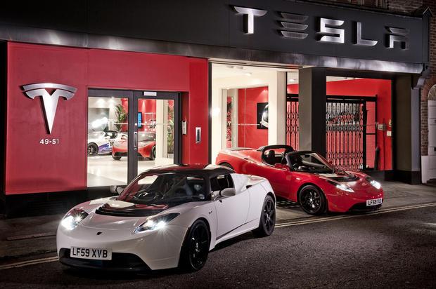 Tesla Top Gear 25 Cool Wallpaper