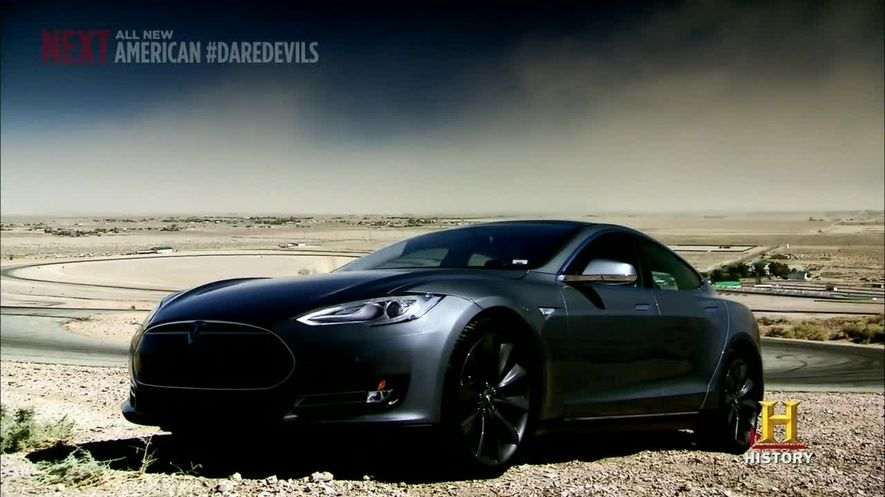 Tesla Top Gear 5 Background Wallpaper Car Hd Wallpaper