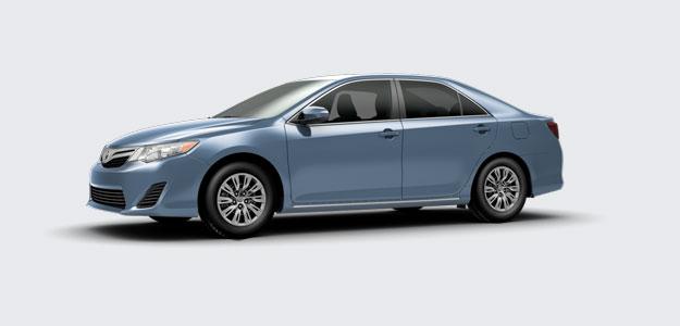 Toyota Blue Color 10 Wide Wallpaper