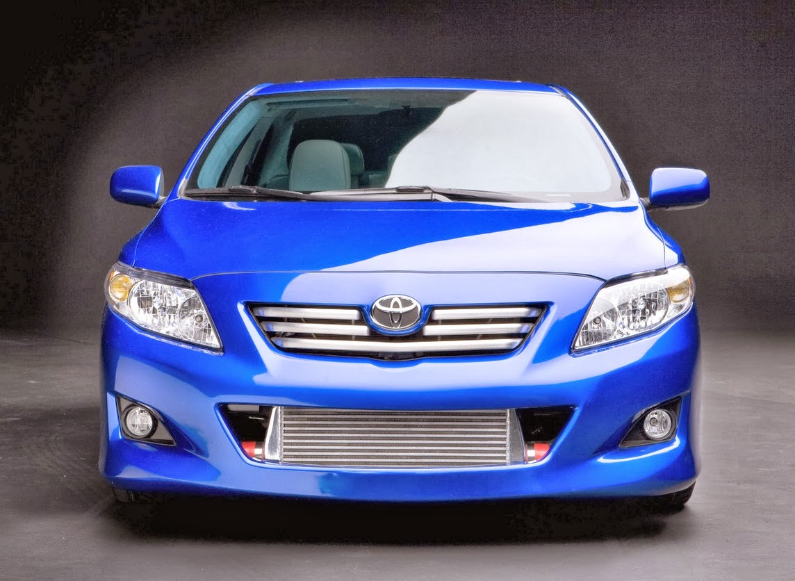 Toyota Blue Color 27 Car Background