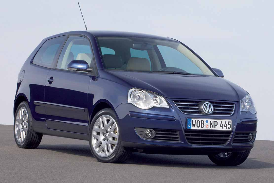 volkswagen polo 3 widescreen car wallpaper. Black Bedroom Furniture Sets. Home Design Ideas