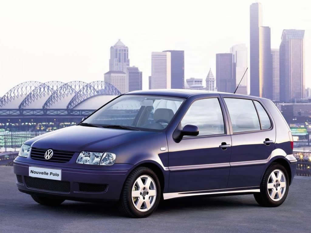 volkswagen polo 4 background. Black Bedroom Furniture Sets. Home Design Ideas