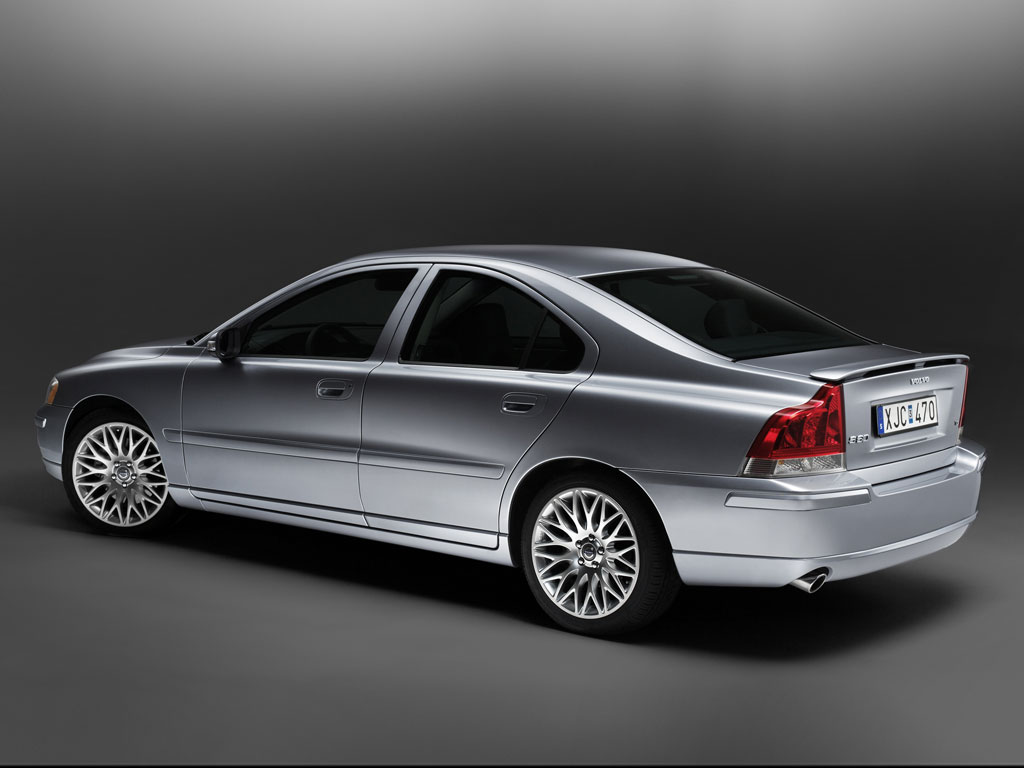 Volvo Cars S60 22 Car Background